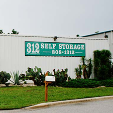 Self-Storage facility located at 1725 Lakeside Avenue - St. Augustine, FL