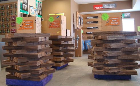 Clermont, FL boxes and packing supplies