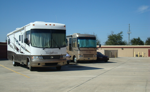 Boat and RV storage in Clermont