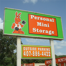 Self-Storage facility located at 1365 E Semoran Blvd - Apopka, FL