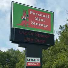 Self-Storage facility located at 18286 E Apshawa Road - Minneola, FL