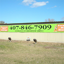 Self-Storage facility located at 2581 Broadview Dr - Kissimmee, FL