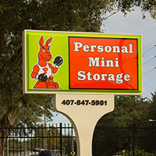 Self-Storage facility located at 2852 Michigan Ave - Kissimmee, FL