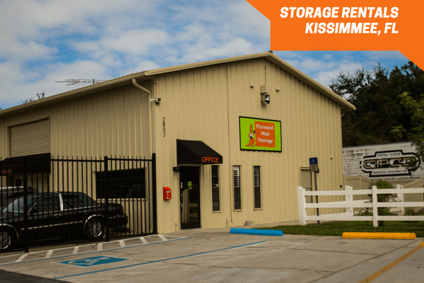 Self Storage Units Kissimmee Fl Michigan Ave Personal