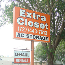 Self-Storage facility located at 2080 Palmetto Street - Clearwater, FL