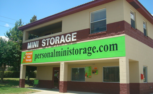 Personal Mini Storage Clermont facility