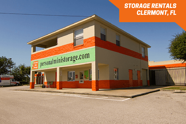 Clermont Fl Self Storage Highway 27 34714 Personal Mini Storage