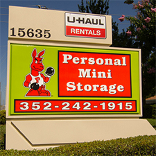 Self-Storage facility located at 15635 State Highway 50 - Clermont, FL