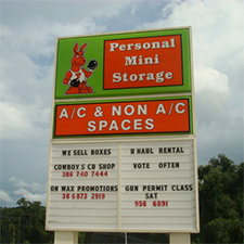 Self-Storage facility located at 1540 FL-15 Alternate - DeLand, FL