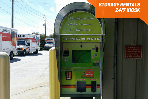Kissimmee Fl Self Storage Dyer Blvd 34741 Personal