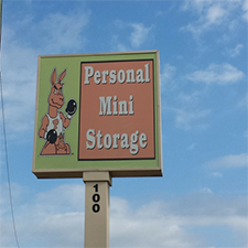 Self-Storage facility located at 100 Lake Davenport Blvd - Davenport, FL