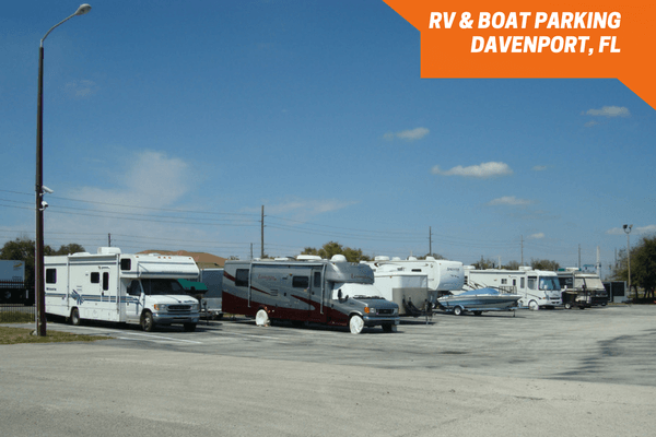 outside RV storage spaces
