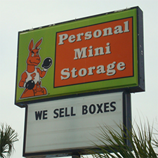 Self-Storage facility located at 1404 East Vine St - Kissimmee, FL
