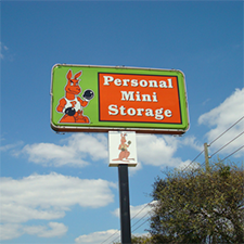 Self-Storage facility located at 4252 N Orange Blossom Trail - Orlando, FL