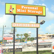 Self-Storage facility located at 1520 US Hwy 441 - Leesburg, FL
