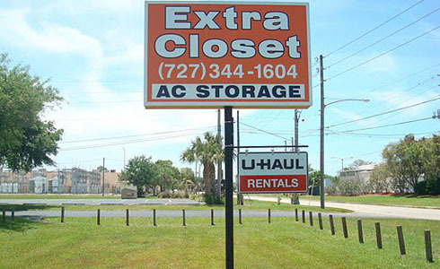 Self-Storage facility located at 2401 Anvil St N - St Petersburg, FL