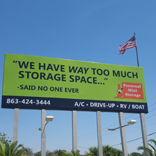 Self-Storage facility located at 41040 Hwy 27 - Davenport, FL