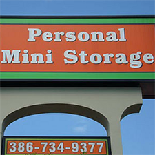 Self-Storage facility located at 800 N Spring Garden Avenue - Deland, FL