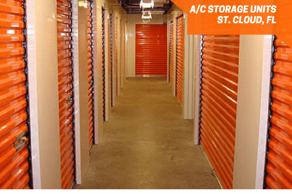 St Cloud Fl Self Storage Facility 34769 Personal Mini