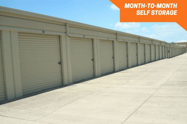 Storage units for rent at 608 W Vine St in Kissimmee FL