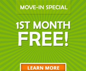 first month free storage near me